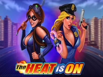 The Heat is On slot game free spins