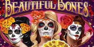 Beautiful Bones slot game review: 18 free spins bonus and 5x Multiplayer!