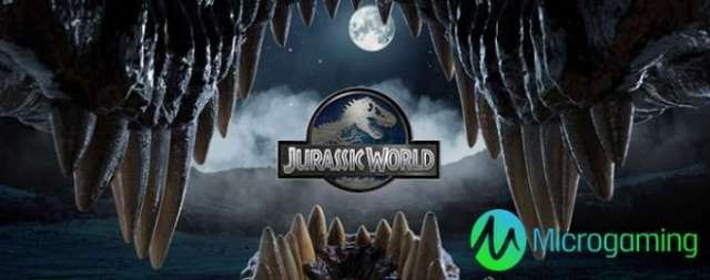 Jurassic World slot | 10 free spins + no deposit bonus + bonus games