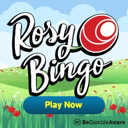 Rosy Bingo Casino | £40 free bonus and 67 free spins | Review