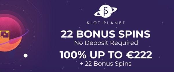 Get 22 no deposit free spins on Dead or Alive slot!