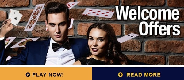 Grand Eagle Casino sign up bonus - free spins no deposit required