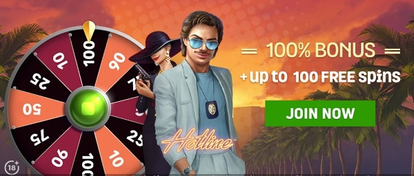 Spin And Win Casino welcome bonus: 1000 GBP + 100 free spins