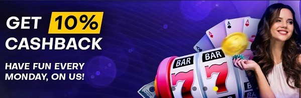 Bettilt Casino cashbacks