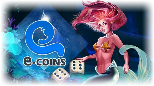 Play and earn E-coins in the EGO's loyalty programme