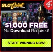SlotJoint Casino free spins