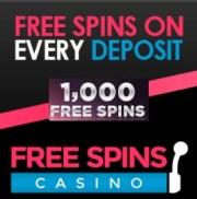 Free Spins Casino - welcome bonus