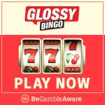 GLOSSY BINGO REVIEW: play and win money!