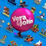 VeraJohn.com Casino – 200 free spins and 200% welcome bonus!
