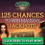 Yukon Gold Casino [register & login] 125 free spins on Mega Moolah