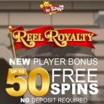 Mr Spin Casino [register & login] 50 free spins - no deposit bonus for UK