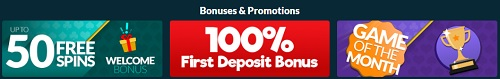 Mr Spin Casino free spins no deposit required
