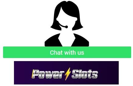 Power Slots customer service