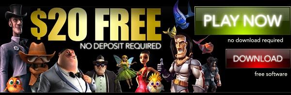 Superior Casino $20 free no deposit