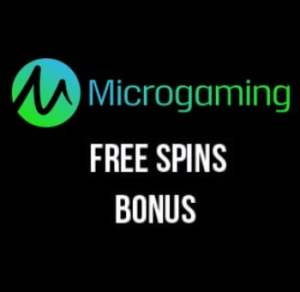 Microgaming Free Spins Bonus