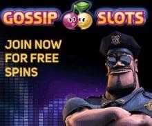 Gossip Slots free spins