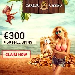 Caribic Casino free bonus