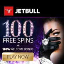 Jetbull Casino free spins