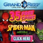 Grand Reef Casino 35 free spins no deposit and $5000 free bonus