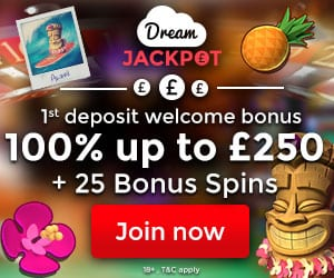 DREAM JACKPOT - rouge casino - blacklisted - SCAM!