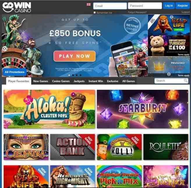 GoWin.com Online Casino