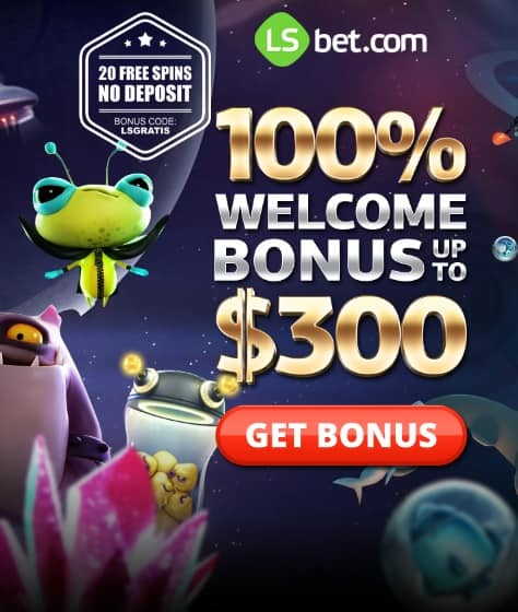 LSBet Casino Free Spins