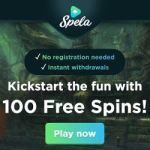 Spela Casino (spela.com) – 100 gratis spins – Pay N Play ® Truslty