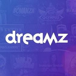 Dreamz Casino (Dreamz.com) 80 free spins + 100% welcome bonus