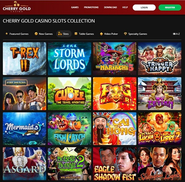 CherryGold Online Review