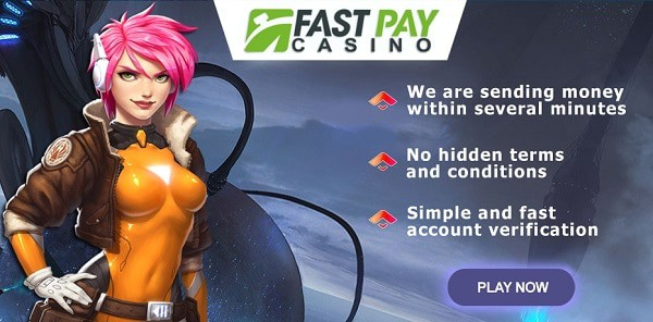 Fastpay.com Online Casino by Direx NV