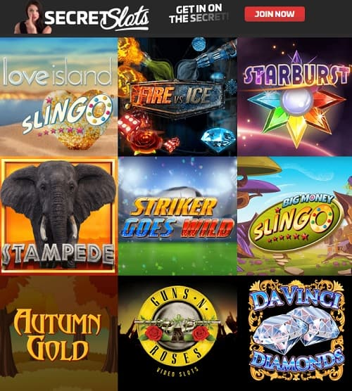 Secret Slots Casino Review