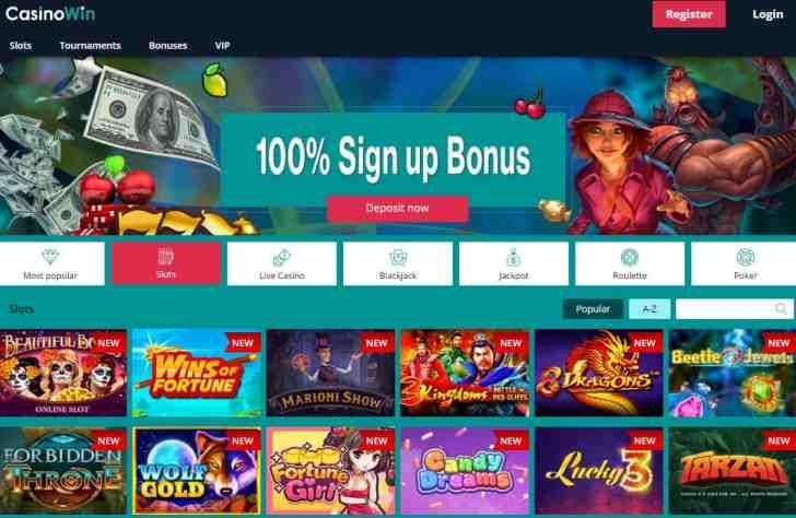 Casino Win Review