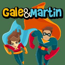 Gale Martin Casino | 950% up to €3,200 bonus & Free Spins