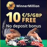WinnerMillion Casino banner 250x250