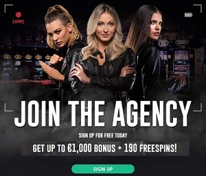 LetsBet Casino €1,000 bonus & 190 free spins to win jackpot!