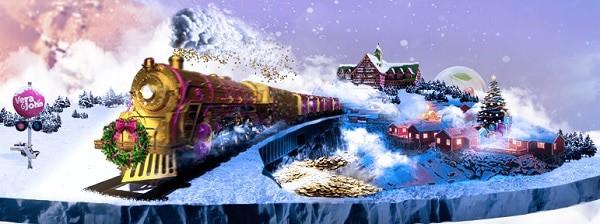 Vera&John Casino Christmas Bonus Calendar - VJ Express promotion