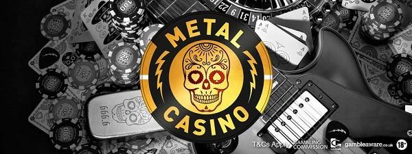 Metal Online Casino Banking & Support