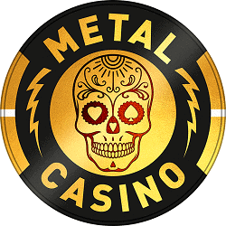 Metal Casino 100% bonus and 3 Epic Wheel Free Spins