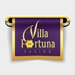 Villa Fortuna Casino 50 free spins and $2500 welcome bonus