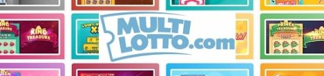 MultiLotto 170 free spins + 300% welcome bonus