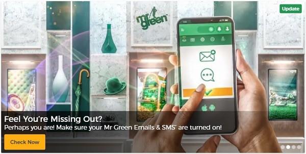 MrGreen Mobile