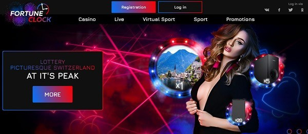 Get free spins every day!