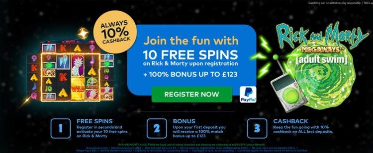 free spins casino askgamblers