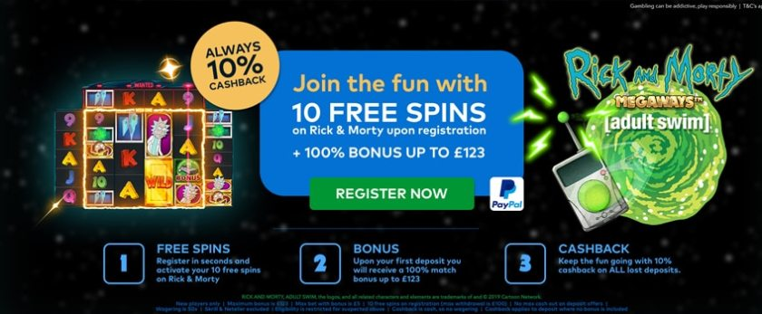 free spins at coin master