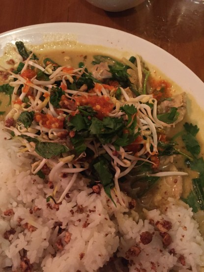 Legendary Melting Wok curry with Laotian flavours