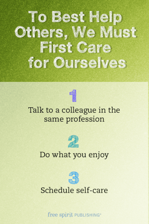 Self-Care for Counselors