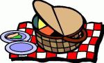 picnic basket free clip art