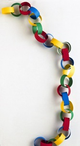 paper chain, common license