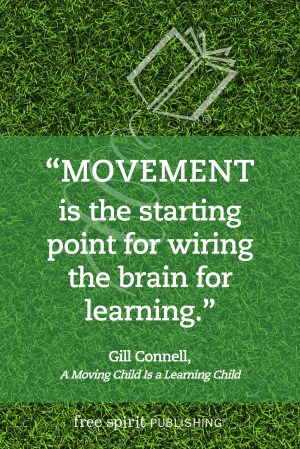 Learning on the Move Quote