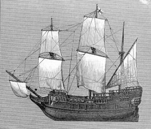 Mayflower Wikimedia Commons